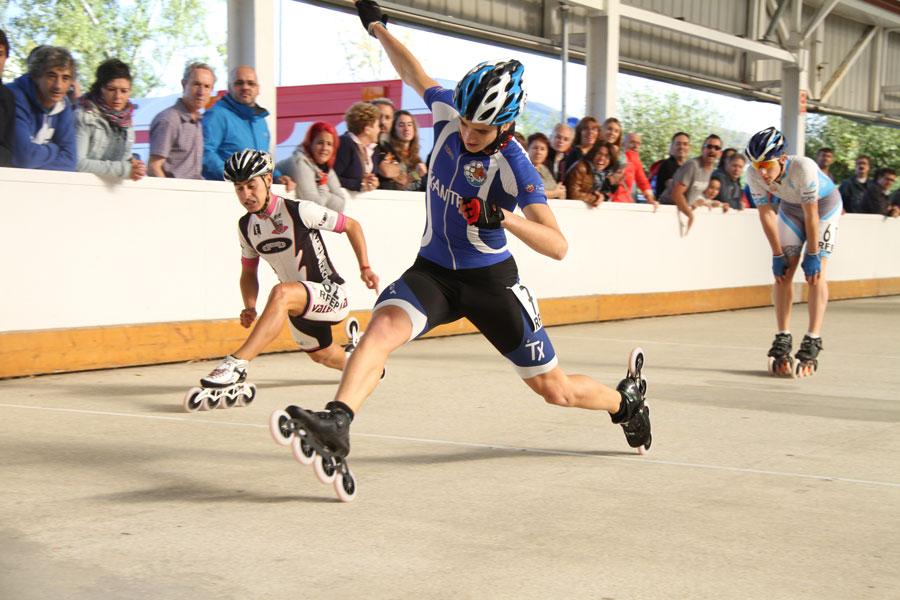 federacion navarra de patinaje: